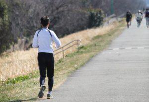 体を動かすのも健康的