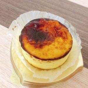 成城石井のバスクチーズケーキ