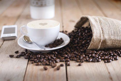 珈琲とカフェイン